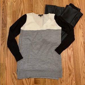 Ann Taylor Tunic Sweater SZ: S
